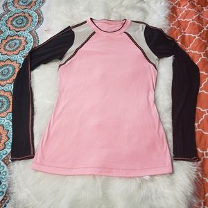 Lululemon Layer Me Long Sleeve Fitted Run Top